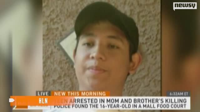 News video: Nevada Teenager Charged With Killing Mom and Brother